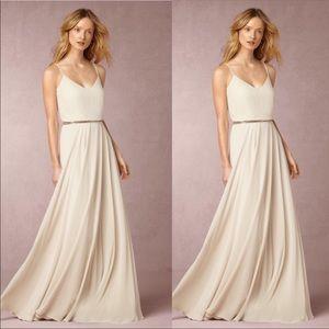 BHLDN x Jenny Yoo beaded Nadya Dress